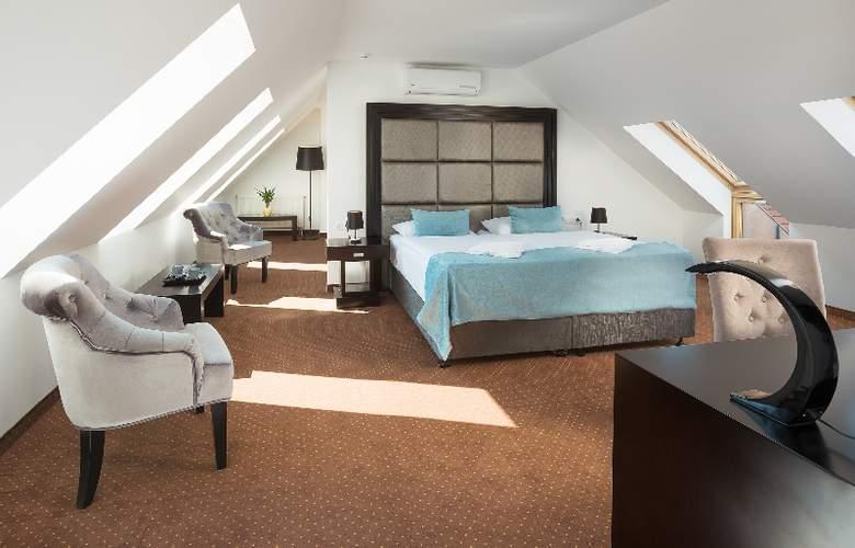 Bastion Hotel Budapest - Room - 10