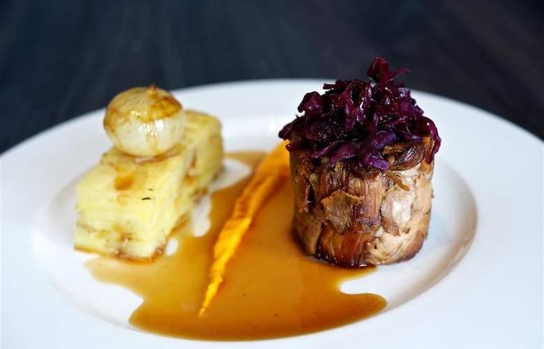 Best Western Glendower - Restaurant - 149