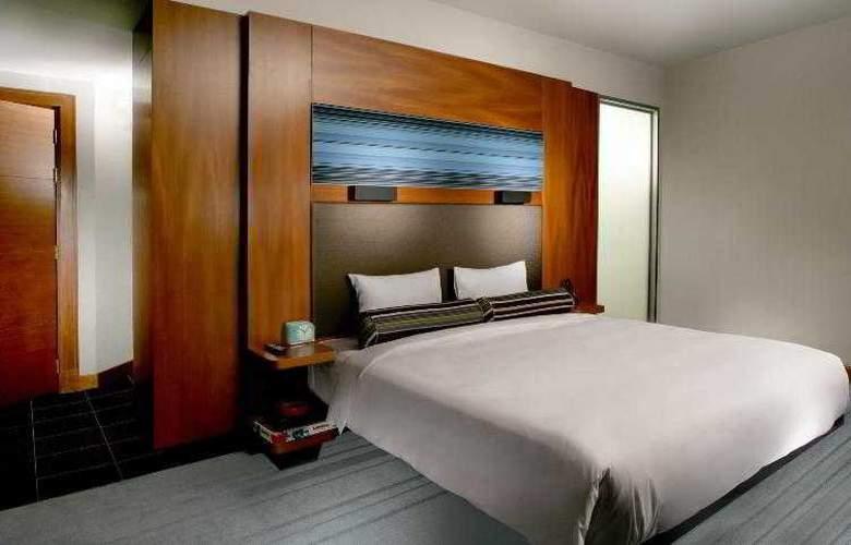 Aloft Abu Dhabi - Hotel - 36