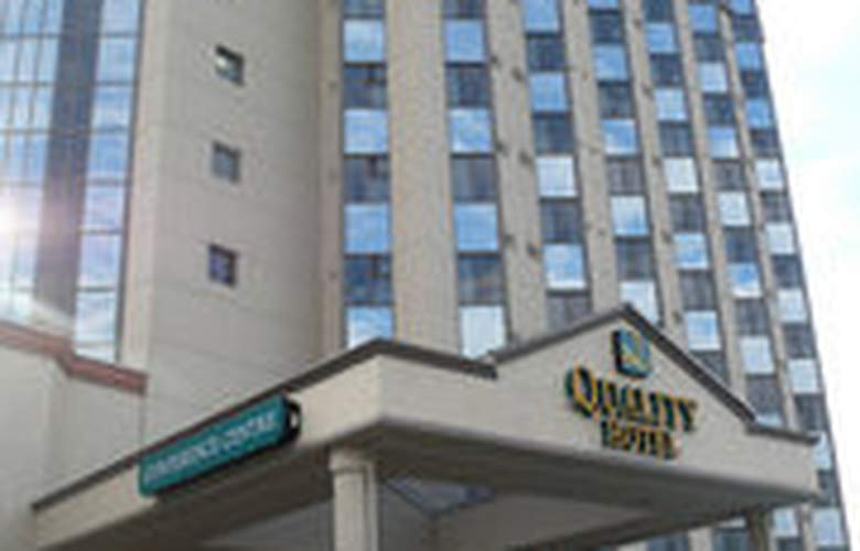 Quality Hotel and Conference Centre Niagara Falls - Hotel - 0