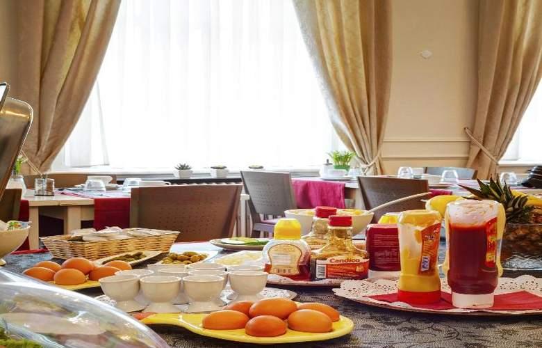 Jacobs Hotel Brugge - Restaurant - 22