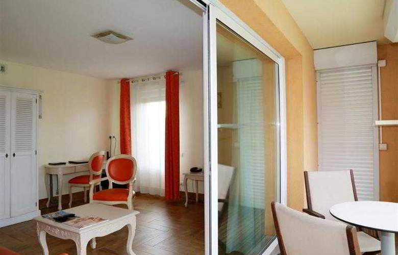 Best Western Soleil et Jardin Sanary - Hotel - 22