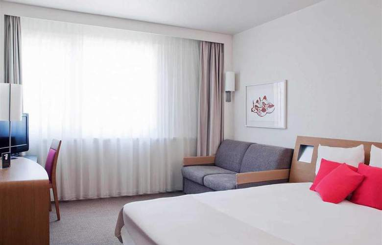 Novotel Lille Centre Grand Place - Room - 49