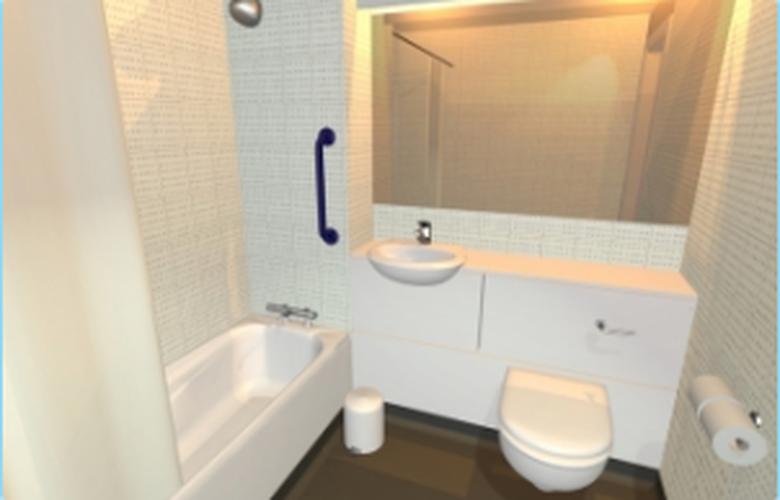 Travelodge Edinburgh Central - Room - 4