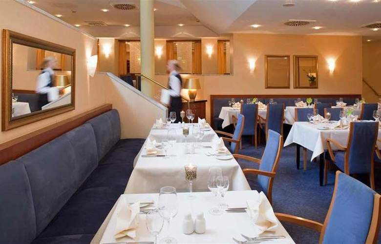 Mercure Hotel Muenster City - Restaurant - 38