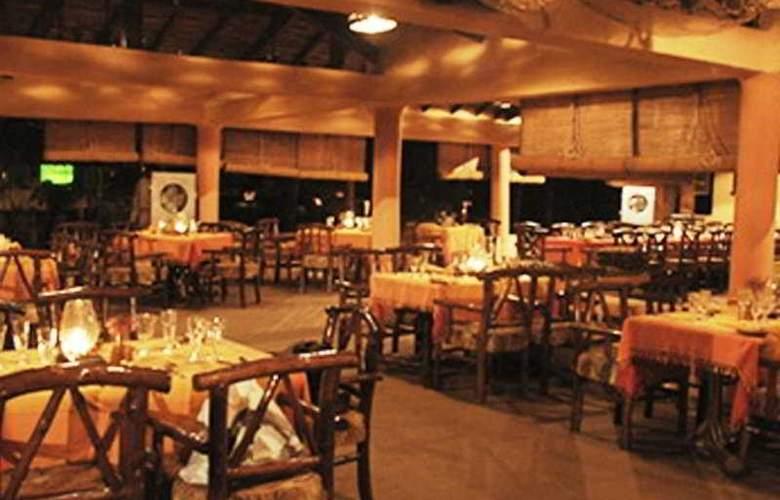 Tuli Tiger Resort - Restaurant - 6