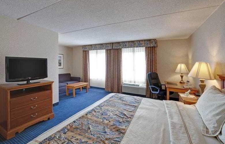 Best Western Mount Vernon Ft. Belvoir - Hotel - 3