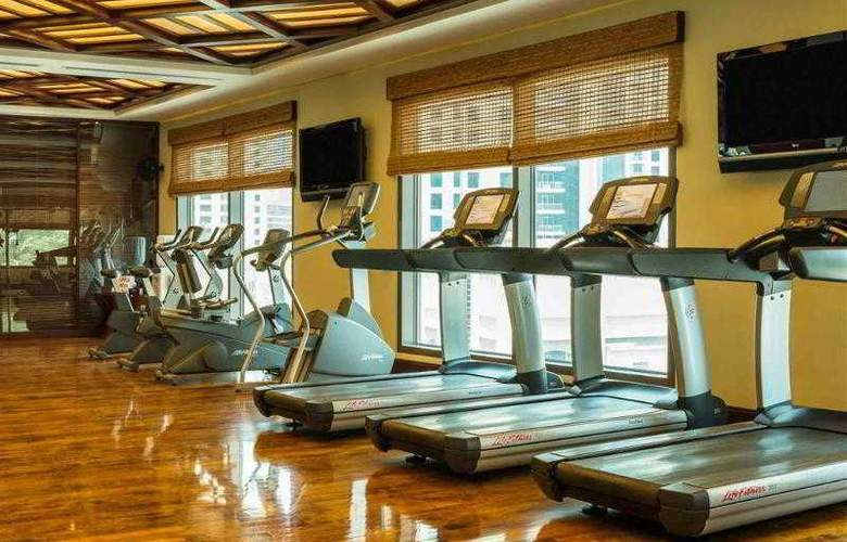 Sofitel Dubai Jumeirah Beach - Sport - 63