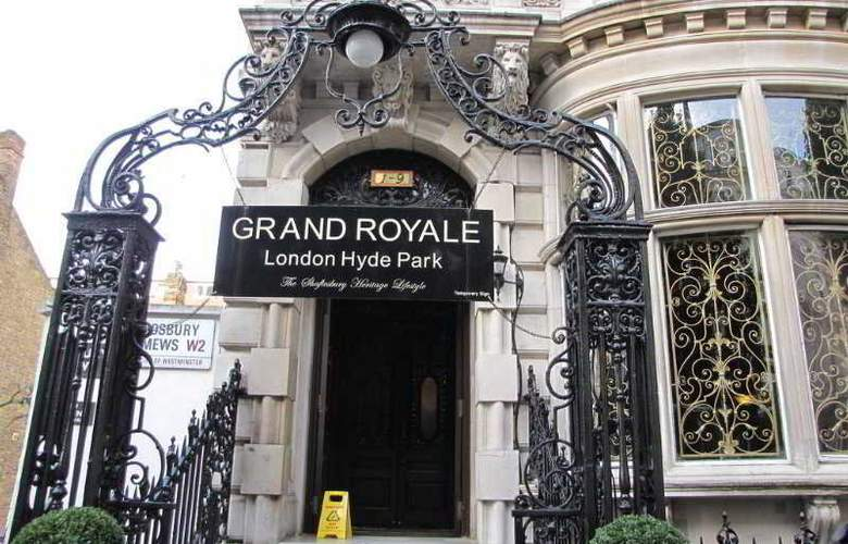 Grand Royale London Hyde Park - Hotel - 0