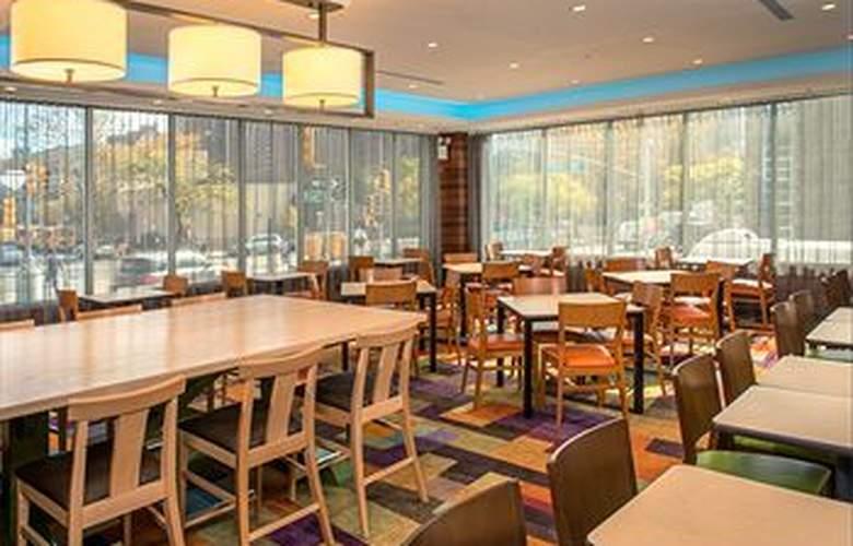 Fairfield Inn & Suites New York Manhattan/Downtown East - Meals - 3