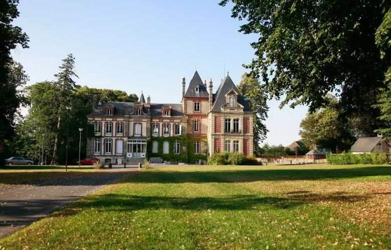 Le Château de Prêtreville - Hotel - 10