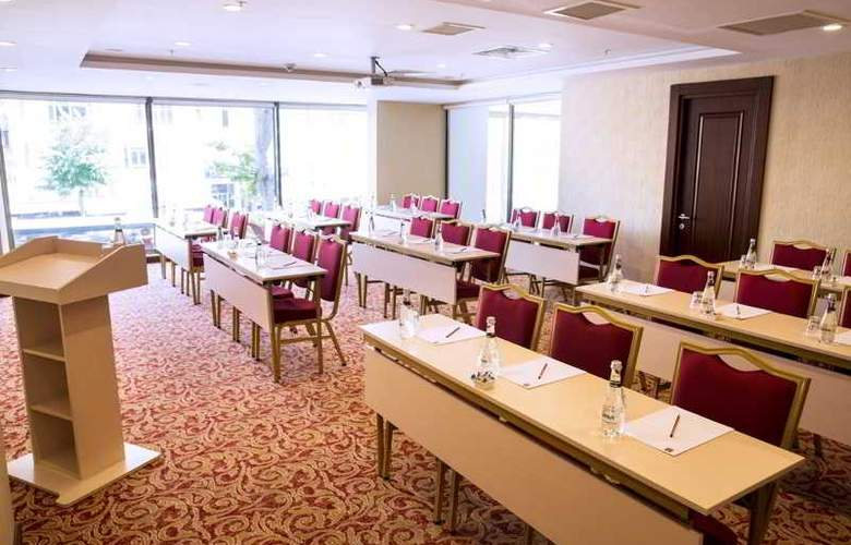 CLARION HOTEL&SUITES ISTANBUL SISLI - Conference - 10