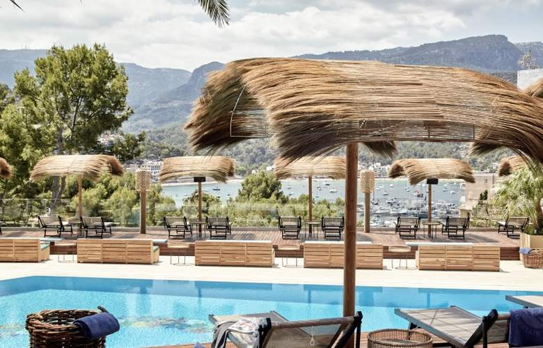 Porto Soller Bikini Island & Mountain - Pool - 12