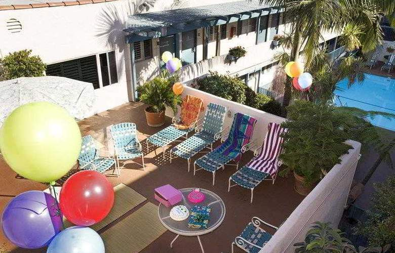 Best Western Beachside Inn Santa Barbara - Hotel - 16