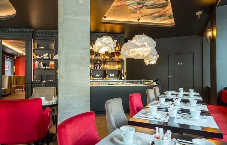 Hotel La Comtesse - Bar - 20