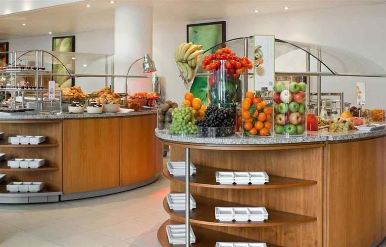 Novotel Convention & Wellness Roissy CDG - Restaurant - 93