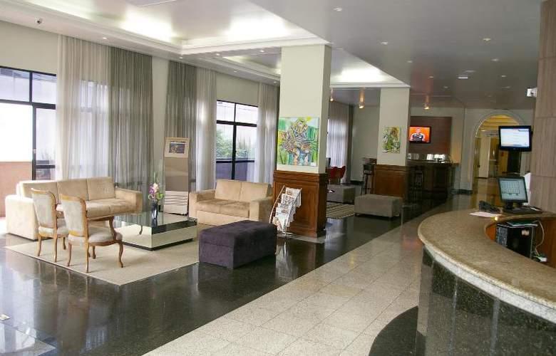 Harbor Hotel Batel - Hotel - 16