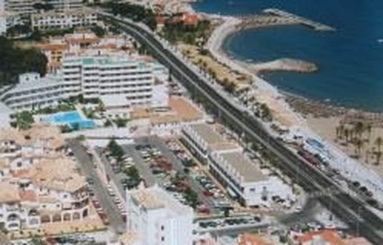 Aparthotel Sunny Beach - Beach - 8