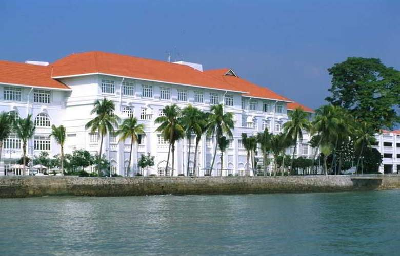 Eastern and Oriental Hotel Penang - Hotel - 4