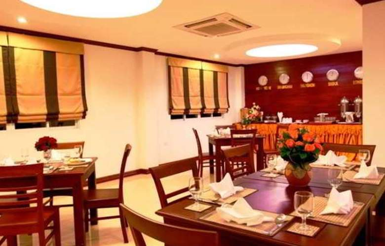 Lao Golden Hotel - Restaurant - 11