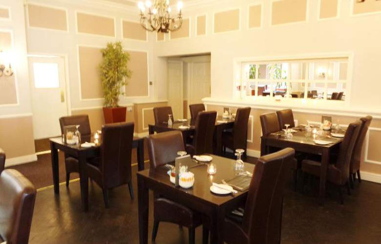 Aston Court - Restaurant - 16