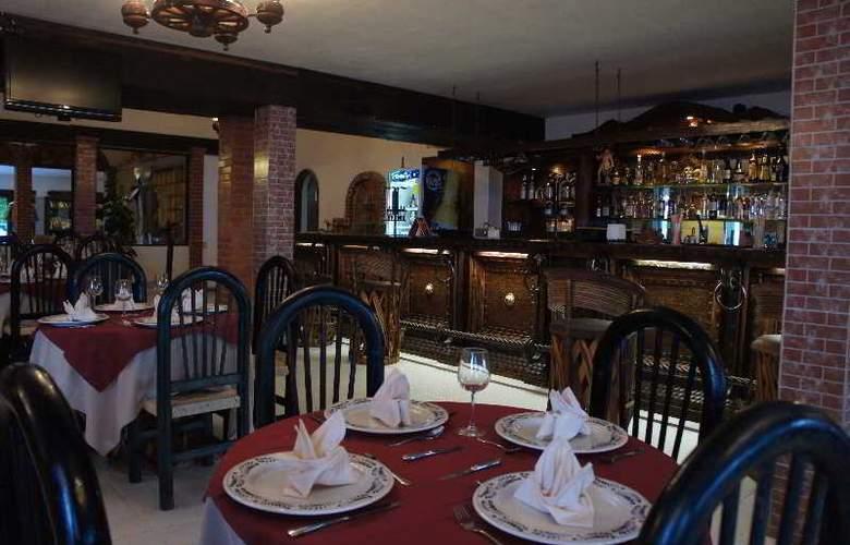 Hacienda Morelos - Restaurant - 16