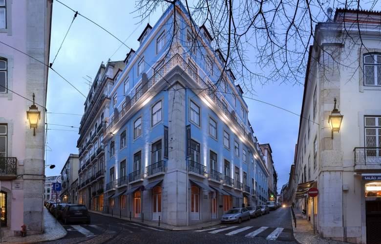 Lisboa Carmo - Hotel - 0