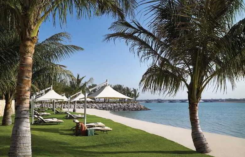 Shangri-la Hotel Qaryat Al Beri Abu Dhabi - Beach - 4