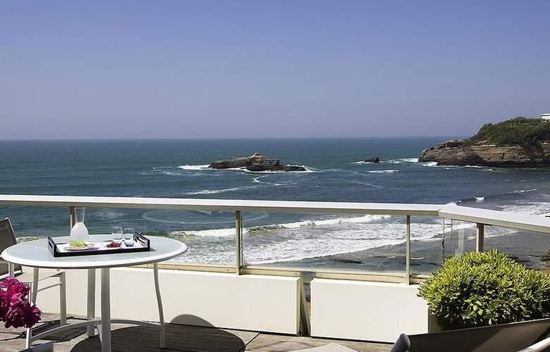 Sofitel Biarritz le Miramar Thalassa Sea & Spa - Room - 55