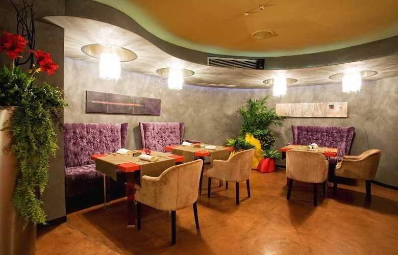 Les Fleurs Boutique Hotel - Restaurant - 3