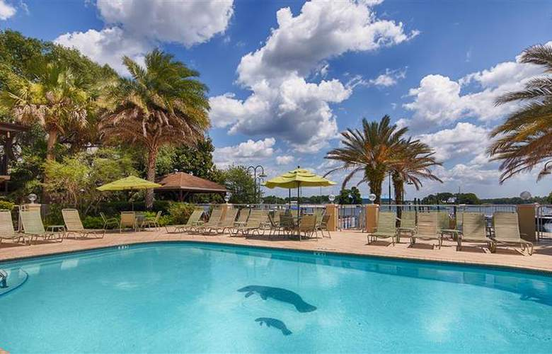 Best Western Crystal River Resort - Pool - 34