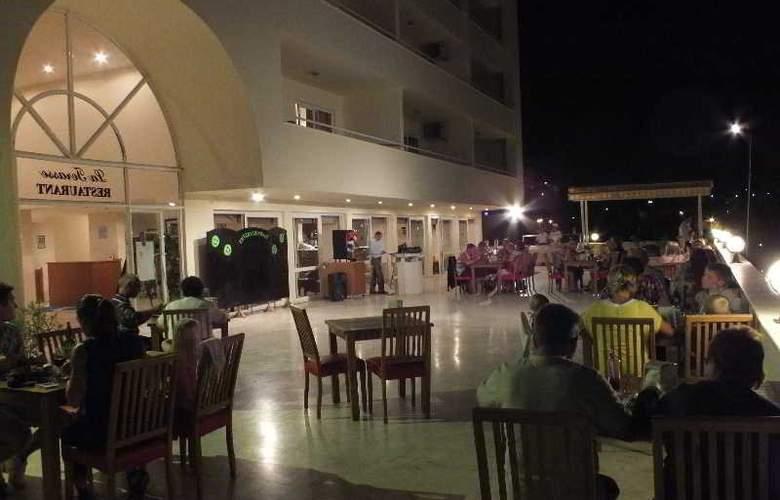 Tuntas Apartments Kusadasi - Restaurant - 14