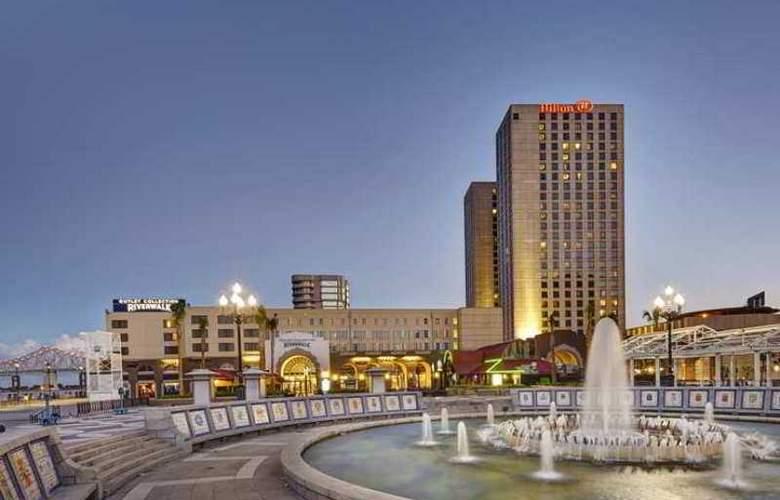 Hilton New Orleans Riverside - General - 1