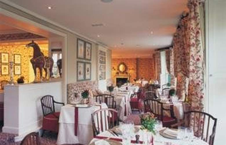 Summer Lodge Country House - Restaurant - 9