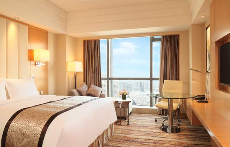 Doubletree By Hilton Wuhu - Room - 9