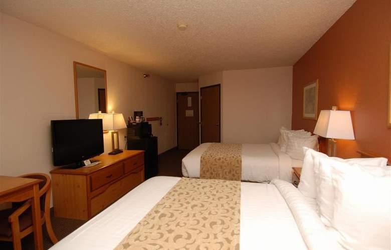Best Western Alpenglo Lodge - Room - 43