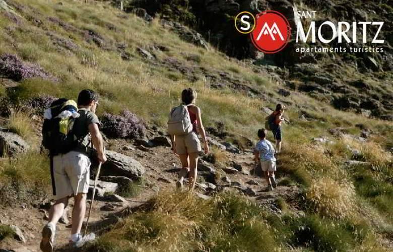 Apartamentos Sant Moritz - Sport - 43