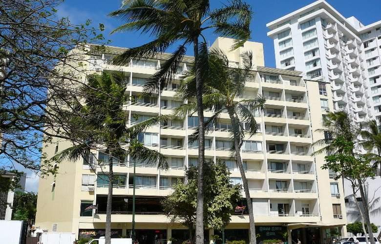 Castle Waikiki Grand Hotel - Hotel - 0