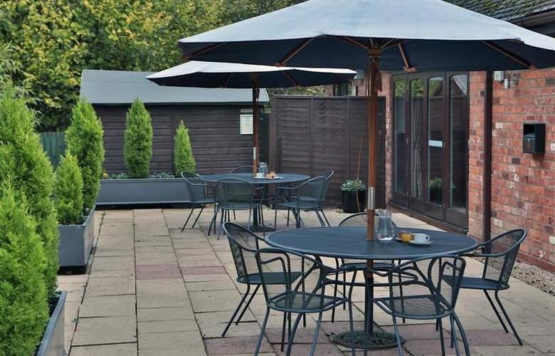 Best Western Henley Hotel - Restaurant - 132