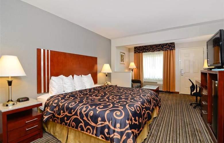 Best Western Executive Inn - Room - 55