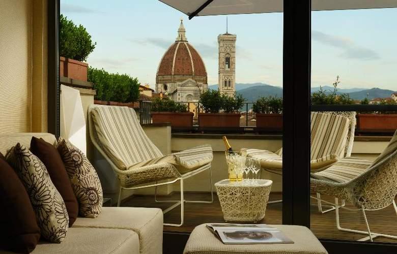 Grand Hotel Minerva - Terrace - 35