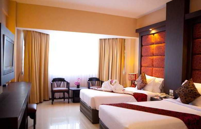 Sun City Hotel Pattaya - Room - 0