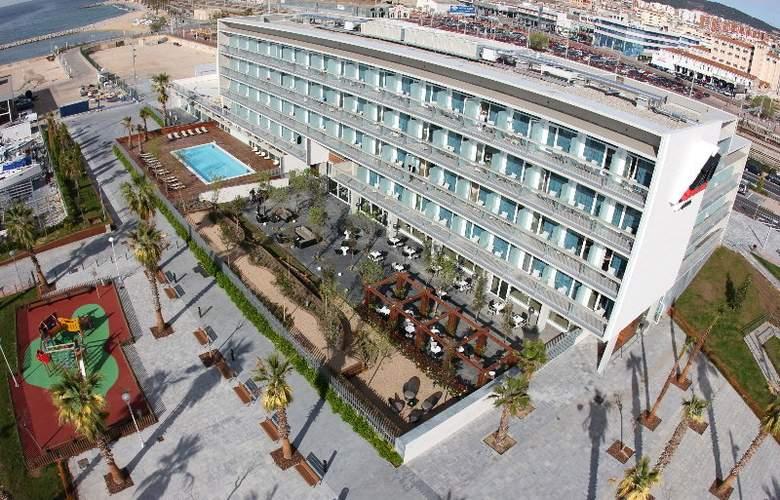 Atenea Port Barcelona Mataro - Hotel - 1
