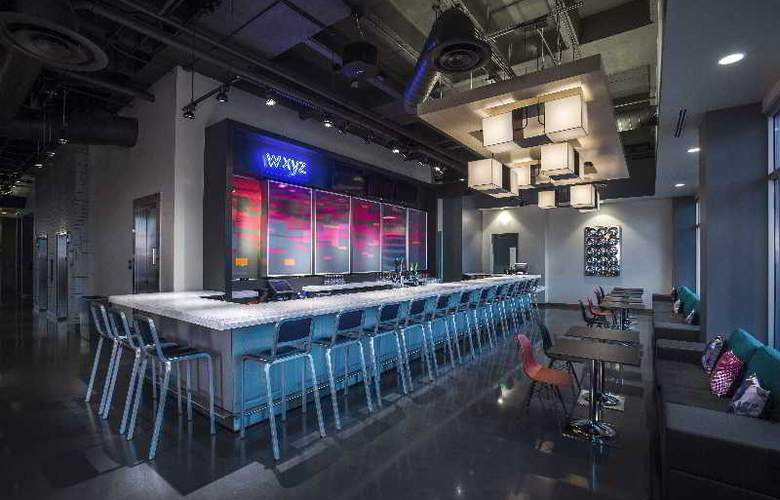 Aloft Tampa Downtown - Bar - 3