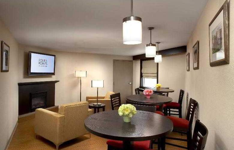 Four Points by Sheraton Halifax - Hotel - 12