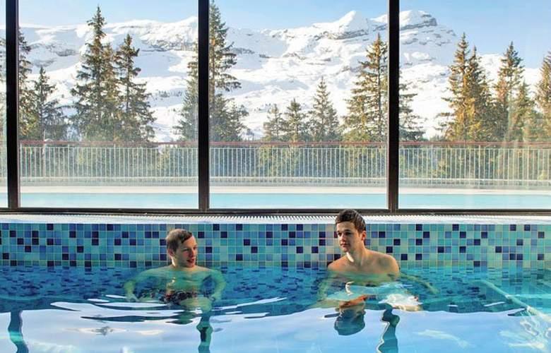 Apartamentos premium Les Terrasses d'Hélios - Pool - 3
