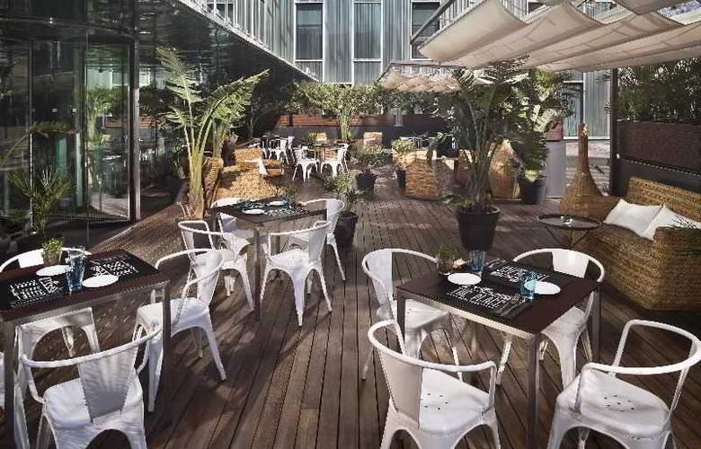 Meliá Barcelona Sky  - Terrace - 37