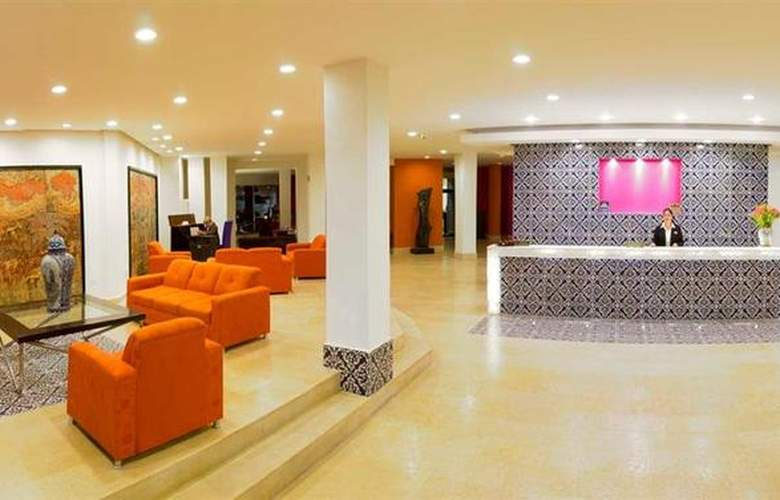Best Western Real de Puebla - General - 20