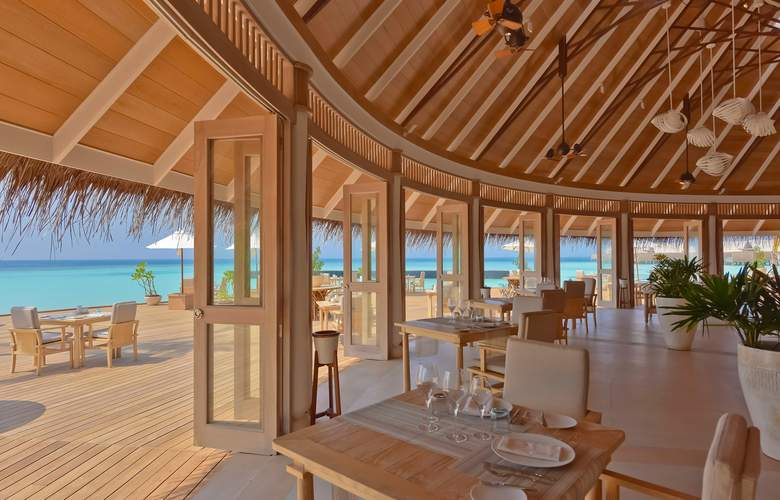 Milaidhoo Island Maldives - Restaurant - 51