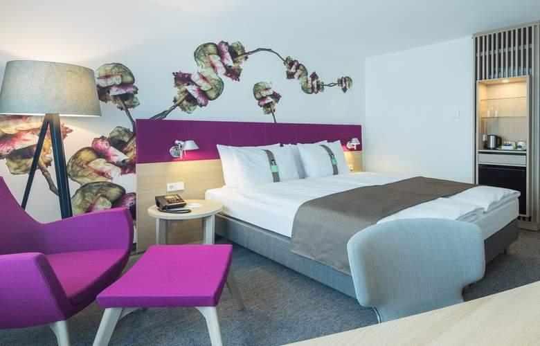 Holiday Inn Frankfurt - Alte Oper - Room - 9